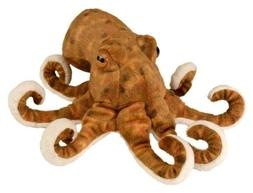 Wild Republic Octopus Plush, Stuffed Animal, Plush Toy, Gift