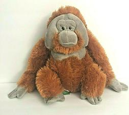 Wild Republic Orangutan Plush, Stuffed Animal, Plush Toy, Gi