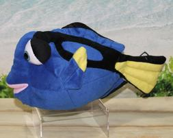 "Wild Republic REGAL BLUE TANG 12"" Plush Fish Cuddlekins Stuf"