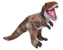 Wild Republic, T-Rex Plush, Stuffed Animal, Plush Toy, Gifts