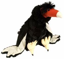 Wild Republic Turkey Vulture Plush, Stuffed Animal, Plush To