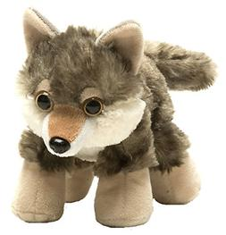 Wild Republic Wolf Plush, Stuffed Animal, Plush Toy, Gifts f