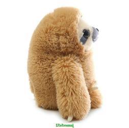 Winsterch Kids Stuffed Animal Sloth Bear Plush Toys Gift Bab