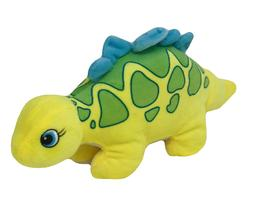 "World Plush Cretaceous Critters 9"" Green T-Rex Plush Dinosau"