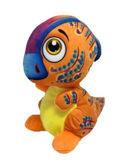 "World Plush Jurassic Jungle 9"" Plush Dinosaur Stuffed Animal"