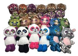 "World Plush Safari Siblings Collection - 9"" Plush Tiger Stuf"