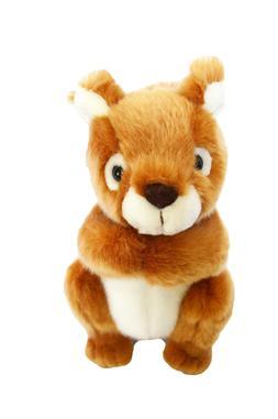 Kingdom Kuddles Adult Squirrel Pippa- Plush Stuffed Animal S