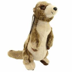 Adventure Planet Plush Animal Den - MEERKAT  - New Stuffed A