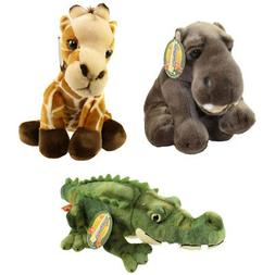 Adventure Planet Plush Heirloom Collection - LOT OF 3 WILD A