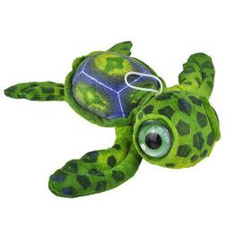 Adventure Planet Plush - SEA TURTLE  - New Stuffed Animal To