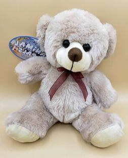 Teddy Bear 10 Inch Plush Cuddly Stuffed Animal All Age Kids