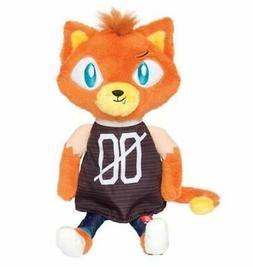"""Manhattan Toy Alley Cat Club Benny Soft Plush Toy 14"""""""