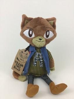 """Manhattan Toy Alley Cat Club Lou Soft Plush Toy 14"""""""