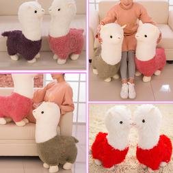 Alpaca Plush Doll Toy Lovely Small Sheep Stuffed Animal Plus