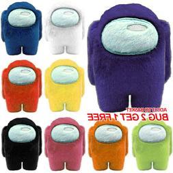 Among Us Game Plush Soft Stuffed Toy Dolls Game Figure Plush