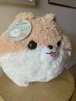 Amuse Collection Fuwa mofu pometan Soft Kawaii Big Pomerania