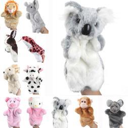 Animal Dolls Hand Puppet Child Plush Puppets Story Telling S