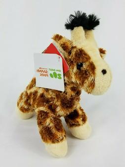 "Aroura Giraffe San Diego Zoo Safari Park NWT Plush 8"""