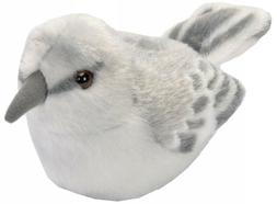 Wild Republic Audubon Birds Northern Mockingbird Plush with