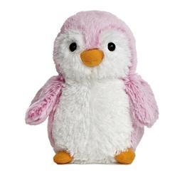 "Aurora 6"" Pink Pom Pom Penguin Brights #09821 Plush Stuffed"