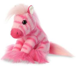 "Aurora - Magnificient Manes - 8"" Bubblegum Zebra"