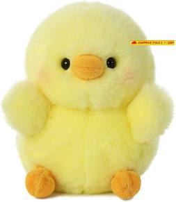 """Aurora World 8818 Chickadee Chick Plush, 5"""", Yellow"""