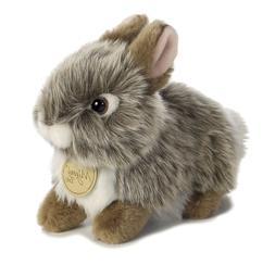 Aurora World Inc. Aurora World Miyoni Baby Bunny Plush, Grey