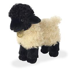 Stuffed Animal Sheep Plush Lamb Toy Black Sweet Soft Easter