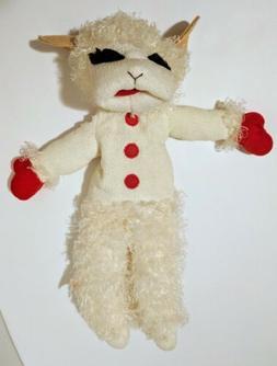 Aurora World Talking Lamb Chop Hand Puppet New