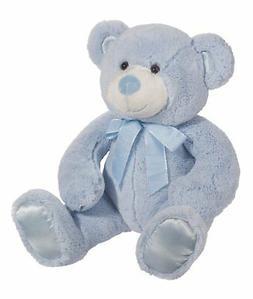 "DOUGLAS Cuddle Toys Baby 11"" Blue Stardust Bear Stuffed Anim"