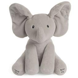 baby animated flappy the elephant stuffed animal