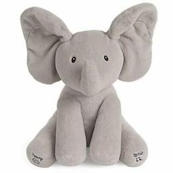Baby GUND Animated Flappy the Elephant Stuffed Animal Plush,