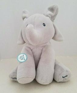 Gund Baby Animated Flappy The Musical Elephant Peek A Boo Pl