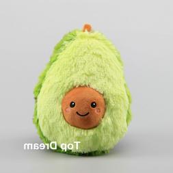 Baby Toy Avocado Fruit Plush Toy Soft Stuffed Fluffy Dolls 8