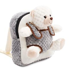 Cute Toy Toddler Backpack – Kids Stuffed Animal Toy Backpa