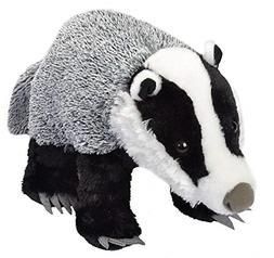 Wild Republic Badger Plush, Stuffed Animal, Plush Toy, Gifts