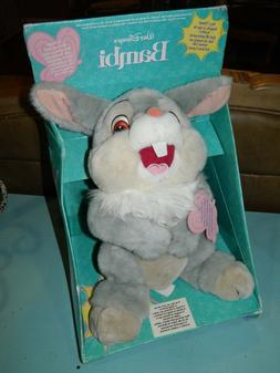 Disney Bambi Thumping Thumper Stuffed Plush Animal 13""