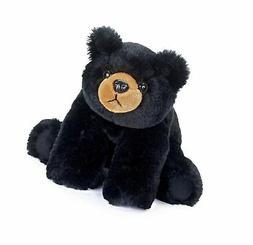 Bearington Baby Bandit Plush Stuffed Animal Black Bear Teddy