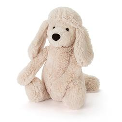 Jellycat Bashful Cream Poodle Pup, Medium, 12 inches