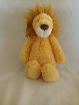 Jellycat Bashful Lion, Small, 7 inches