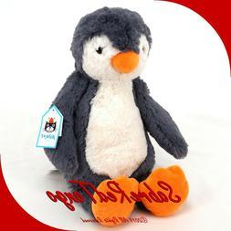 Jellycat Bashful Penguin, Medium, 12 inches