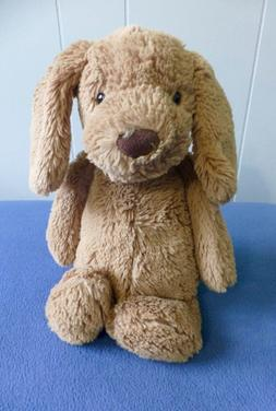 Jellycat Bashful Toffee Puppy, Medium, 12 inches Golden Retr
