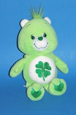 Care Bears Bean Bag Good Luck Bear