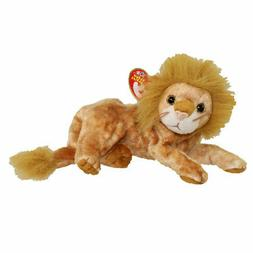 TY Beanie Baby - ORION the Lion  - MWMTs Stuffed Animal Toy