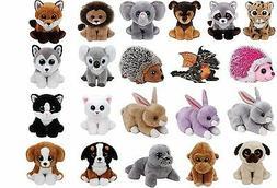 Ty Beanie Babies 5 7/8in Original Ty Plush Stuffed Animal Fi