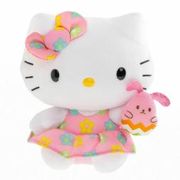 "TY Beanie Babies 6"" Hello Kitty Stuffed Animal Soft Plush"