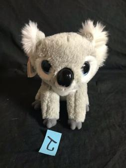 Ty Beanie Babies 6'' KOOKOO The Koala  Stuffed Plush Animals