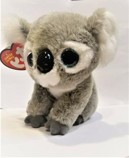 Ty Beanie Babies- 6'' KOOKOO The Koala Stuffed Plush Animals