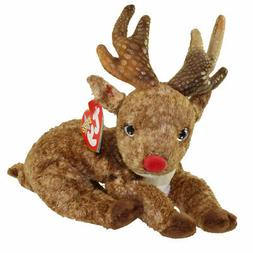 "TY BEANIE BABIES COLLECTION  ""ROXIE""  REINDEER"