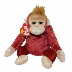 Ty Beanie Babies - Schweetheart the Orangutang